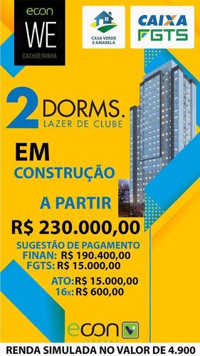 Apartamento A Venda No Bairro Vila Nova Cachoeirinha Em São - 102-1