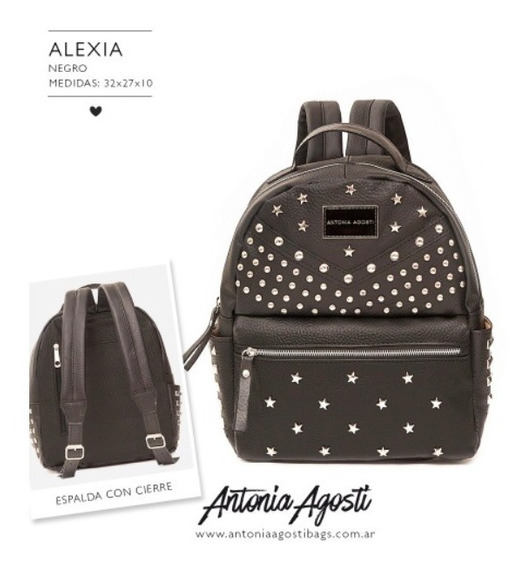 #alexia Mochila Antonia Agosti