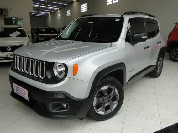 Jeep Renegade Sport 1.8 16v Flex, Pzf0685