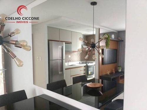 Imagem 1 de 15 de Apartamento A Venda - Novo - - V-4606