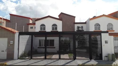 Casa En Renta En Pachuca Fraccionamiento La Moraleja