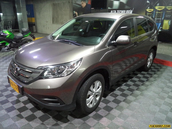 Honda Cr-v Lx-at