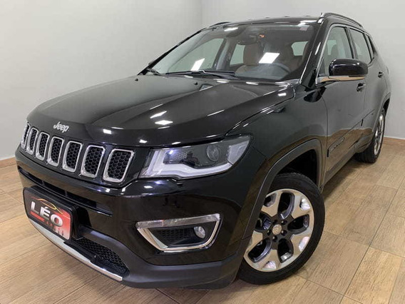 Jeep Compass Limited 2.0 4x2 Flex 16v Aut 2018