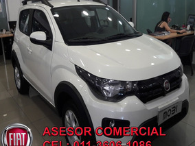 Fiat Mobi 1.0 Easy Pack Top Anticipo 19.800 O Tu Usado.