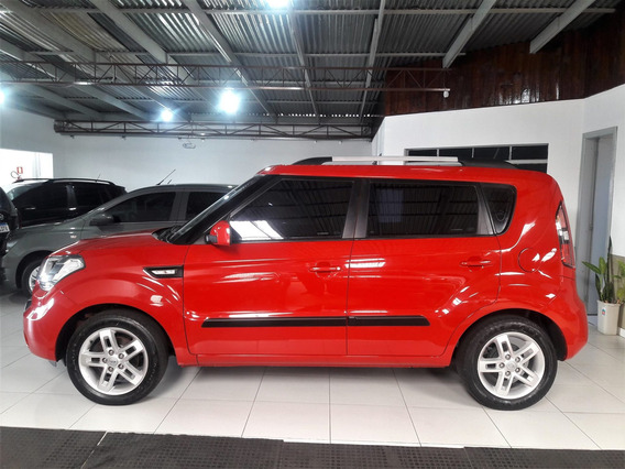 Kia Soul 1.6 Ex Flex Manual Placa I Ano 2012 Câmera De Re