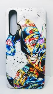 Protector Wolverine Huawei Nova 5t + Mica Glass