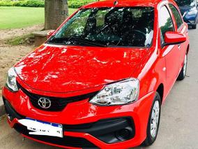 Toyota Etios 1.5 X 6mt My19 2018