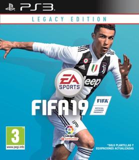 Fifa 19 Ps3 Digital En Tienda Videoshoppzo
