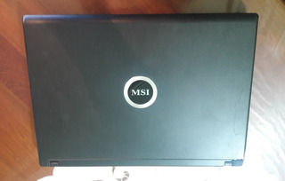 Notebook Msi Ms-163b