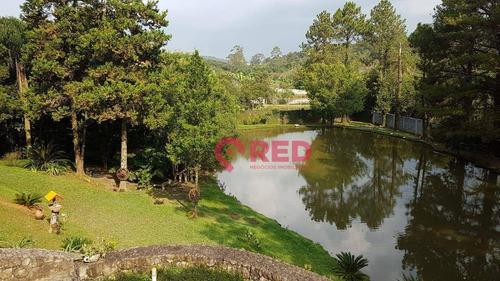 Imagem 1 de 30 de Chácara Com 4 Dormitórios À Venda, 7000 M² Por R$ 1.200.000,00 - Jardim Camargo - São Roque/sp - Ch0051
