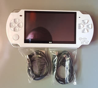Consola Portátil Tipo Psp Kanji 10000juegos 8gb Camara 3mpx