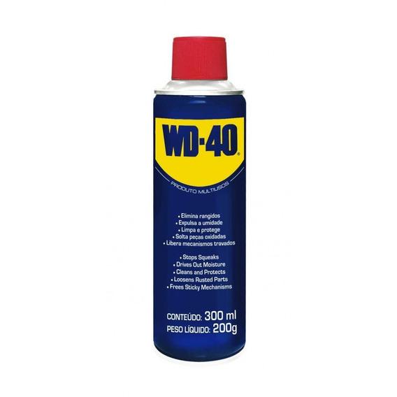 Lubrificante Desengripante Multiuso Wd-40 Spray 300ml