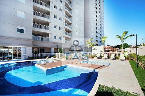 Apartamento Com 2 Dormitórios À Venda, 80 M² Por R$ 619.000,00 - Vila Anhangüera - Campinas/sp - Ap0325