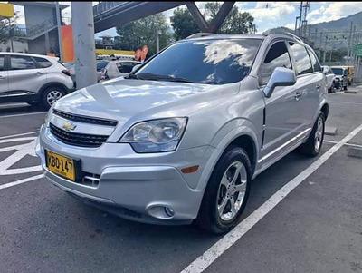 Chevrolet Captiva Sport 4x4 Automática
