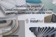 Servicio De Corte & Pegado De Cantos Pvc - Vta De Placas