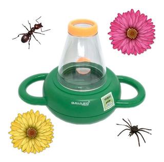 Observatorio Doble Visor Insectos Hormigas Y Plantas Galileo