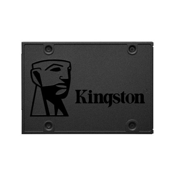 Disco Solido 120gb Gtia Oficial Kingston A400 Ssd 120 Gb