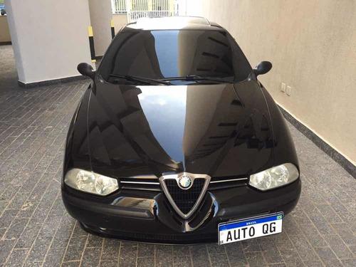 Imagem 1 de 15 de Alfa Romeo 156 1999 2.0 Ts 4p