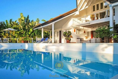Villa Limoncillo Alquiler Las Terrena Paradise Holiday Lt
