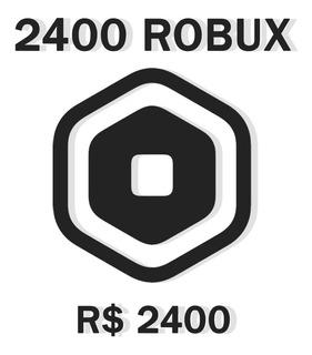 Robux 2400 | Roblox Entrega Inmediata