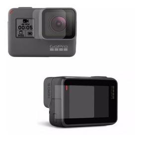 Pelicula Vidro 9h+ Temperado Camera Gopro Hero 7 Lente+visor