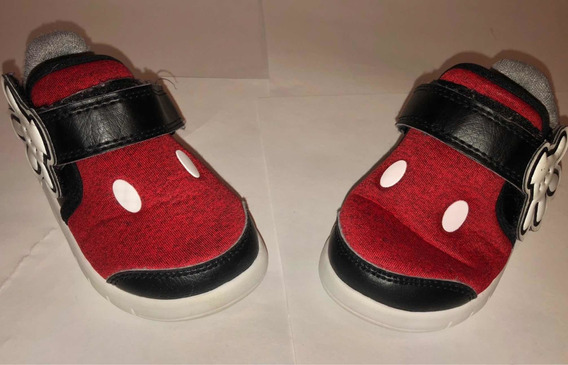 Zapatillas Mickey Talle 21