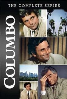 Serie Columbo Completa 12 Temporadas Subtituladas Dvd