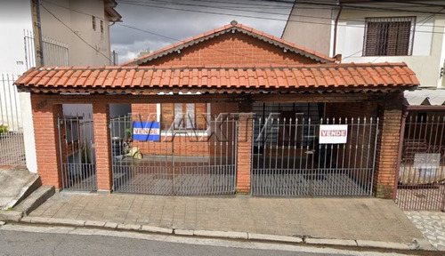 Imagem 1 de 15 de Vende-se Linda Casa Na Região Do Metrô Jd. São Paulo. - Mi27339
