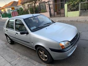 Ford Fiesta 1.6 Inj. Hachback 5 Puertas Inmejorable Año 2001