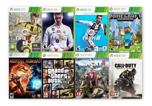 Juegos Para Xbox 360 Originales + Garantía