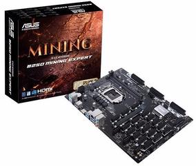 Placa Mãe B250 Mining Expert 19 Slots - Mega Oferta !