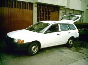 Camioneta Station Wagon 4 X 4 Nissan Ad Van 2003 Venta