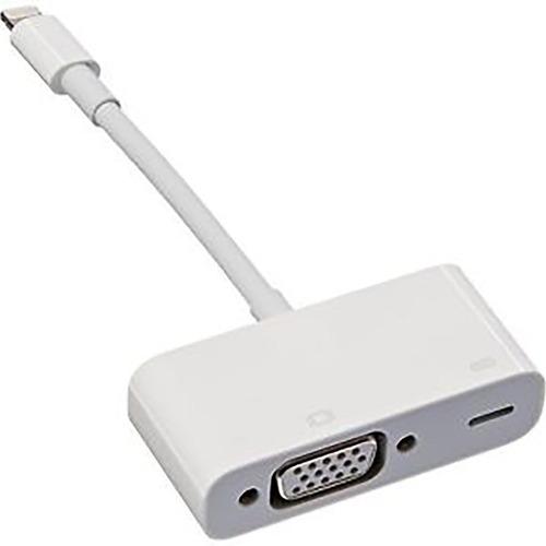 1080p Apple Lightning To Vga Adaptador Para iPhone iPad