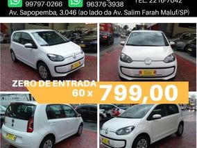 Volkswagen Up! Zero De Entrada 2015 4p