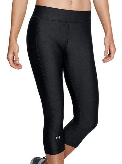 Calza Capri Under Armour Training Armour Mujer Ng