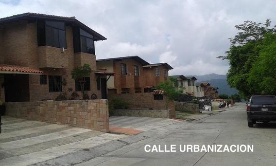 Jg 17-15880 Townhouse En Venta Bosques De La Lagunita