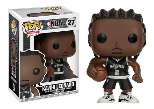 Funko Pop Kawhi Leonard #27 Nba Basket Regalosleon