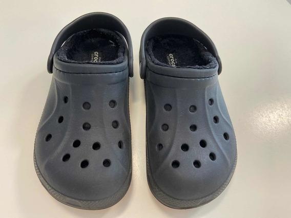 Crocs Con Abrigo Niño
