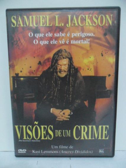 Dvd - Filme - Visões De Um Crime - Samuel L. Jackson