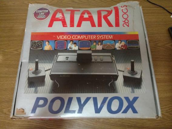 Video Game Atari Polyvox 2600