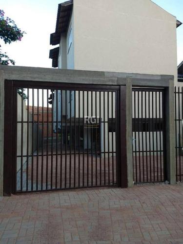 Sobrado Em Santa Isabel Com 2 Dormitórios - Pj5454