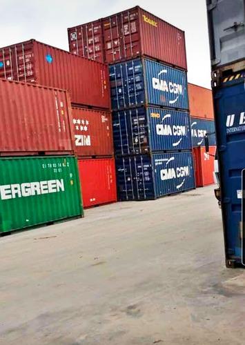 Contenedores Marítimos Containers Nacionalizados 20 Dv