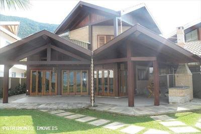 Casa Em Condomínio A Locação Em Ubatuba, Condominio Lagoinha, 2 Dormitórios, 2 Suítes, 2 Banheiros - 440