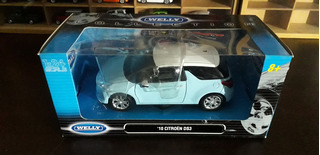 Citroen Ds3 - Welly Collection Die-cast - 1/24