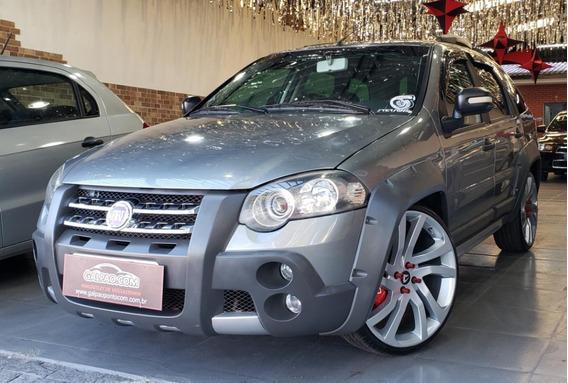 Fiat Palioweekend Adv Suspensão A Ar