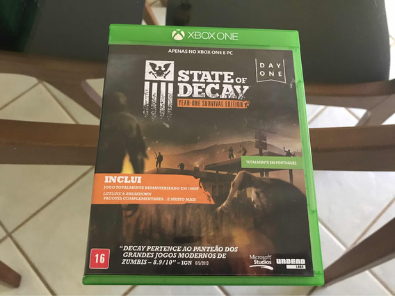 Jogo State Of Decay Xbox One