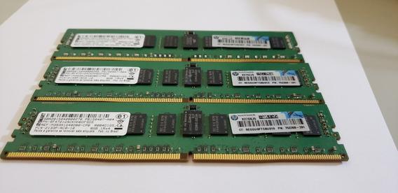 Memoria Ddr4 Pc4 2133 8gb Smart P/ Servidores Pn 752368 281