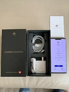 Huawei Mate 30 Pro 8gb Ram / 128gb Rom Preto