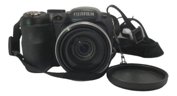 Maquina Digital Fujifilm 14 Mp Finepix S Semi-profissional
