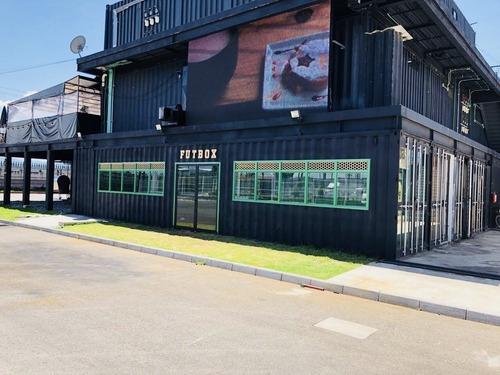 Locales Para Emprendedores Concepto Boxpark En Toluca Edo Mex